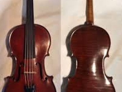 Anciens instruments de musique