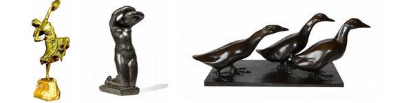 Antiquités / bronze