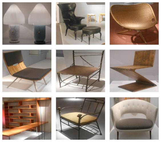 Mobilier design - antiquités