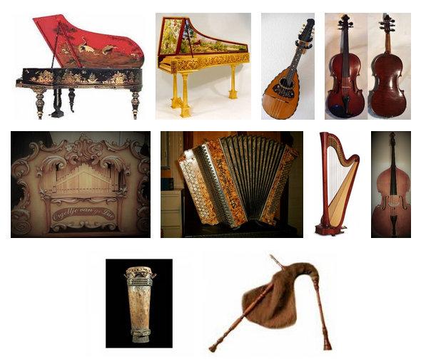 Instruments anciens de musique