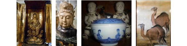 Antiquités / Orient