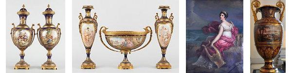 Antiquités / porcelaines