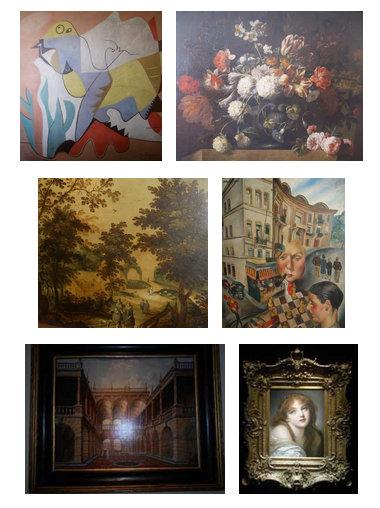 Tableaux / art
