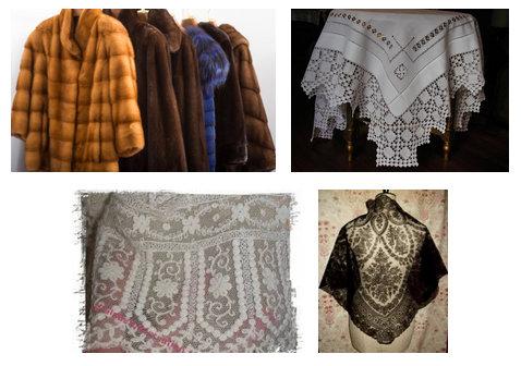 brocante - textile